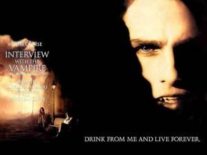 Интервью с вампиром - культовое кино