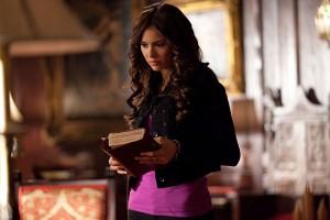 Дневники вампира второй сезон